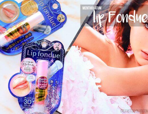 Easy To Use 3-in-1 Lipcare Solution | Mentholatum Lip Fondue
