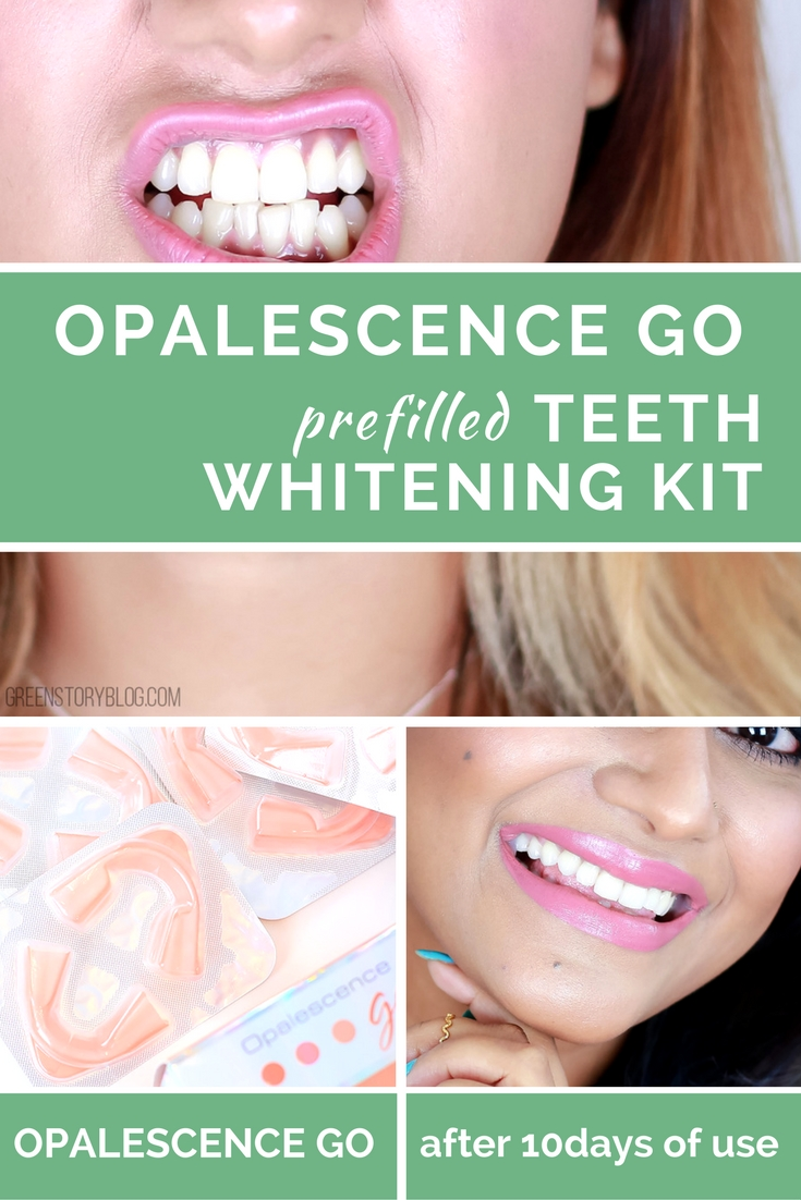 I tried Opalescence Go Teeth Whitening Kit and this is what happened...