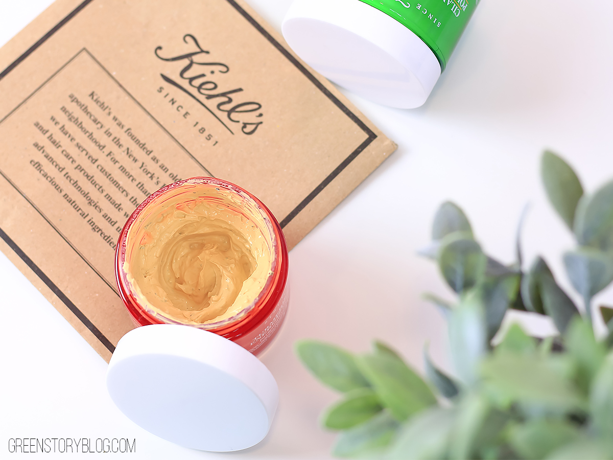 Turmeric & Cranberry Seed Energizing Radiance Masque | Kiehl's Skincare