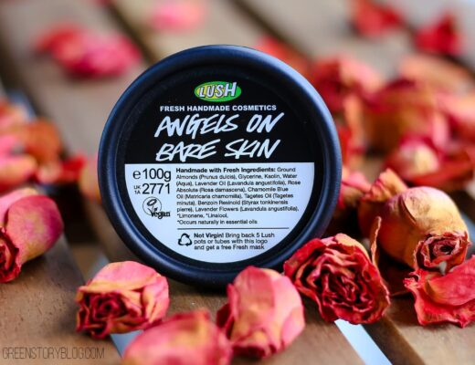 LUSH Angles On Bare SKin