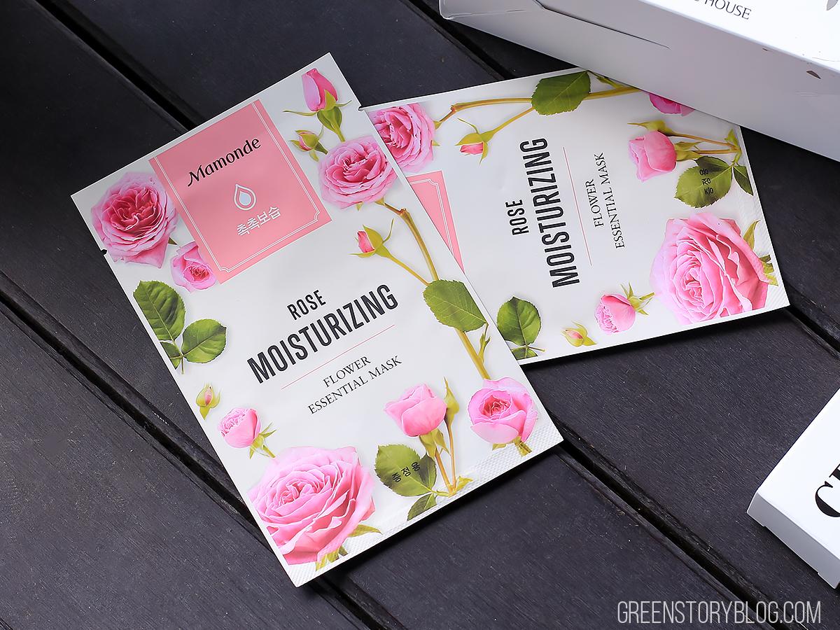 Mamonde Rose | Moisturising Sheet Mask