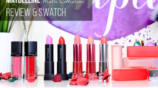 maybelline-lipstick-matte-collection