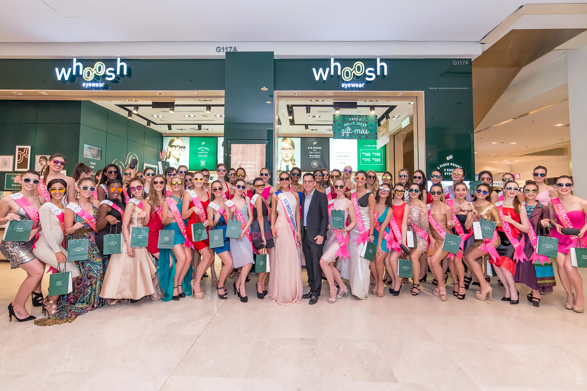 Whoosh Eyewear | New Collection Launch Event