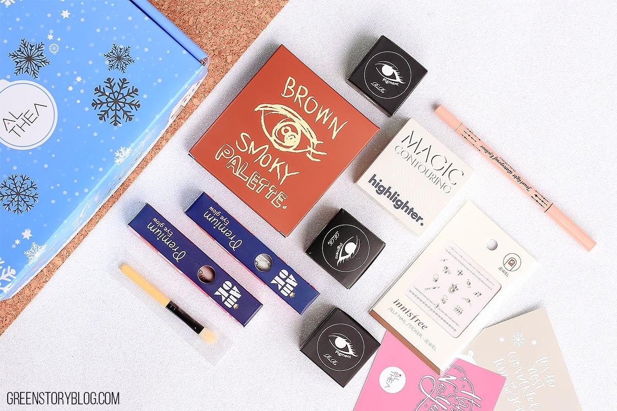 Limited Edition Althea Box | Glitter Box