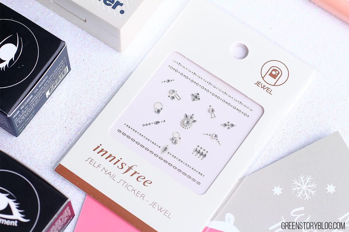 Innisfree Nail Sticker