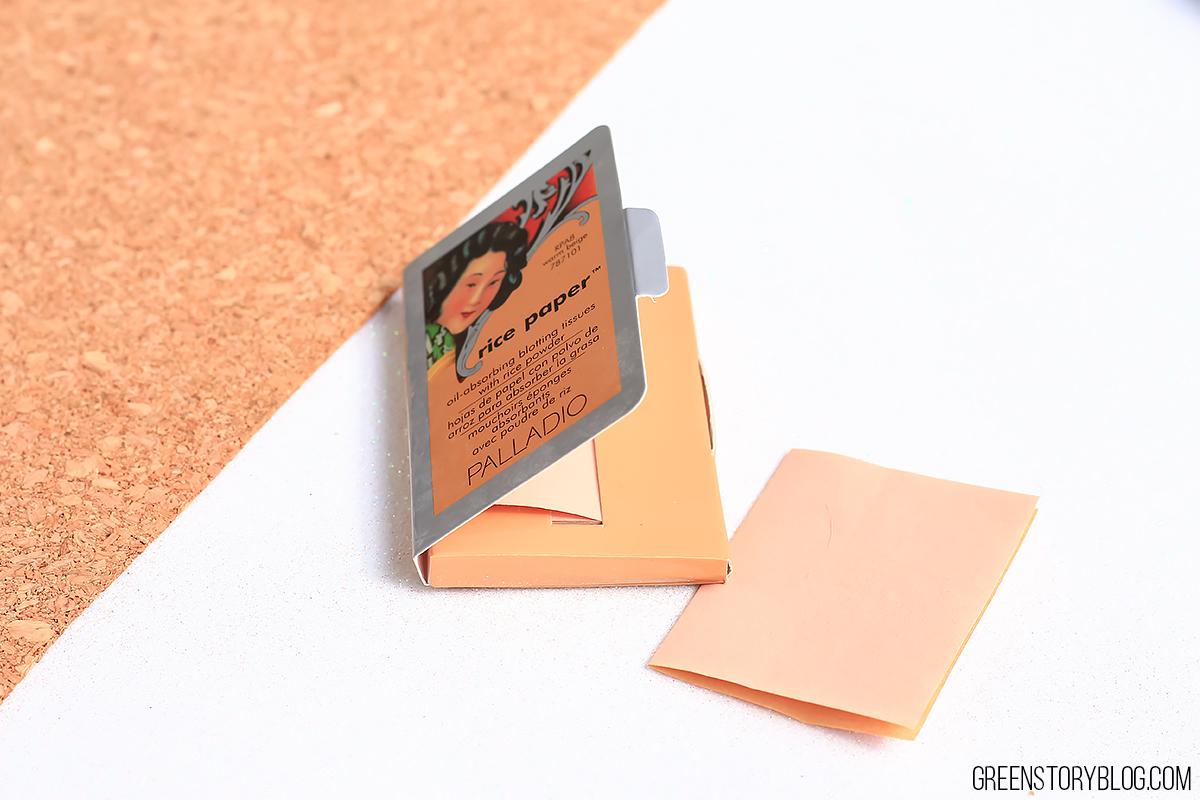 Palladio Rice Paper Blotting Tissue