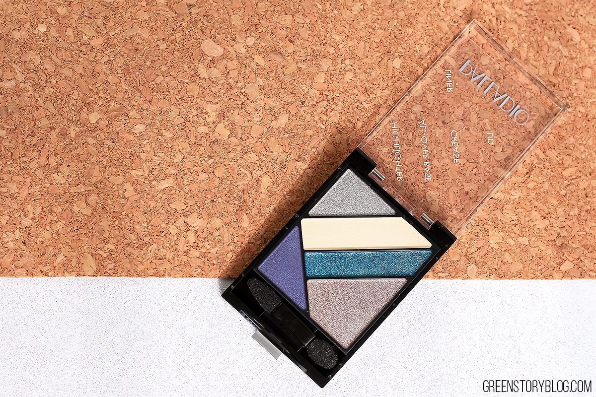 Palladio Sik FX Eyeshadow - Avant Guarde