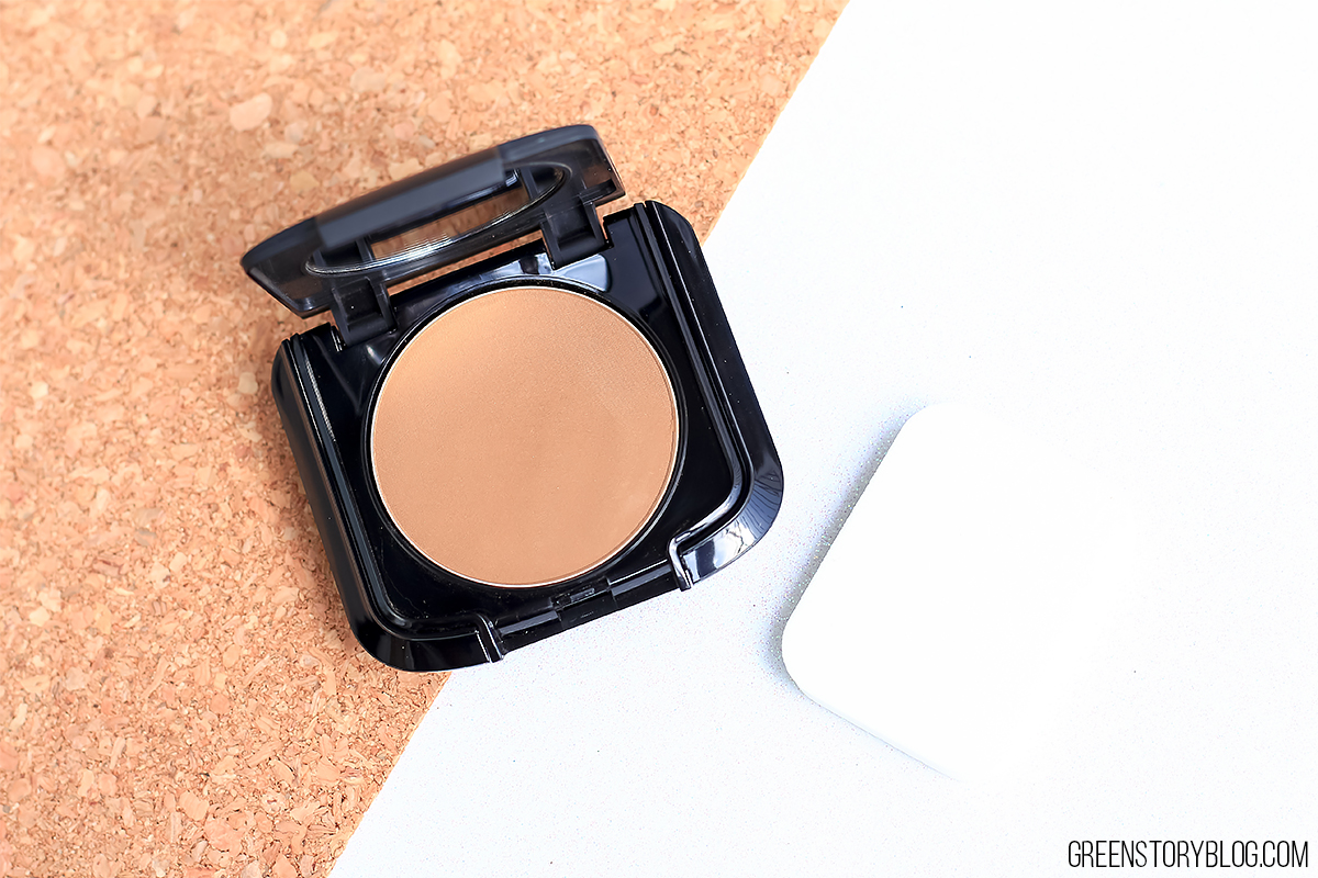Palladio Wet & Dry Powder Foundation - Tawny