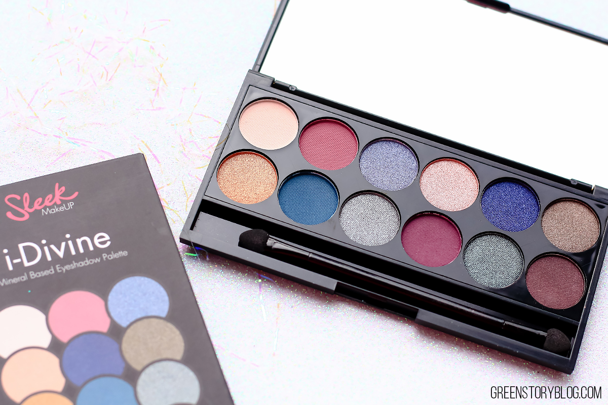 Sleek Makeup Enchanted Forest Eyeshadow Palette
