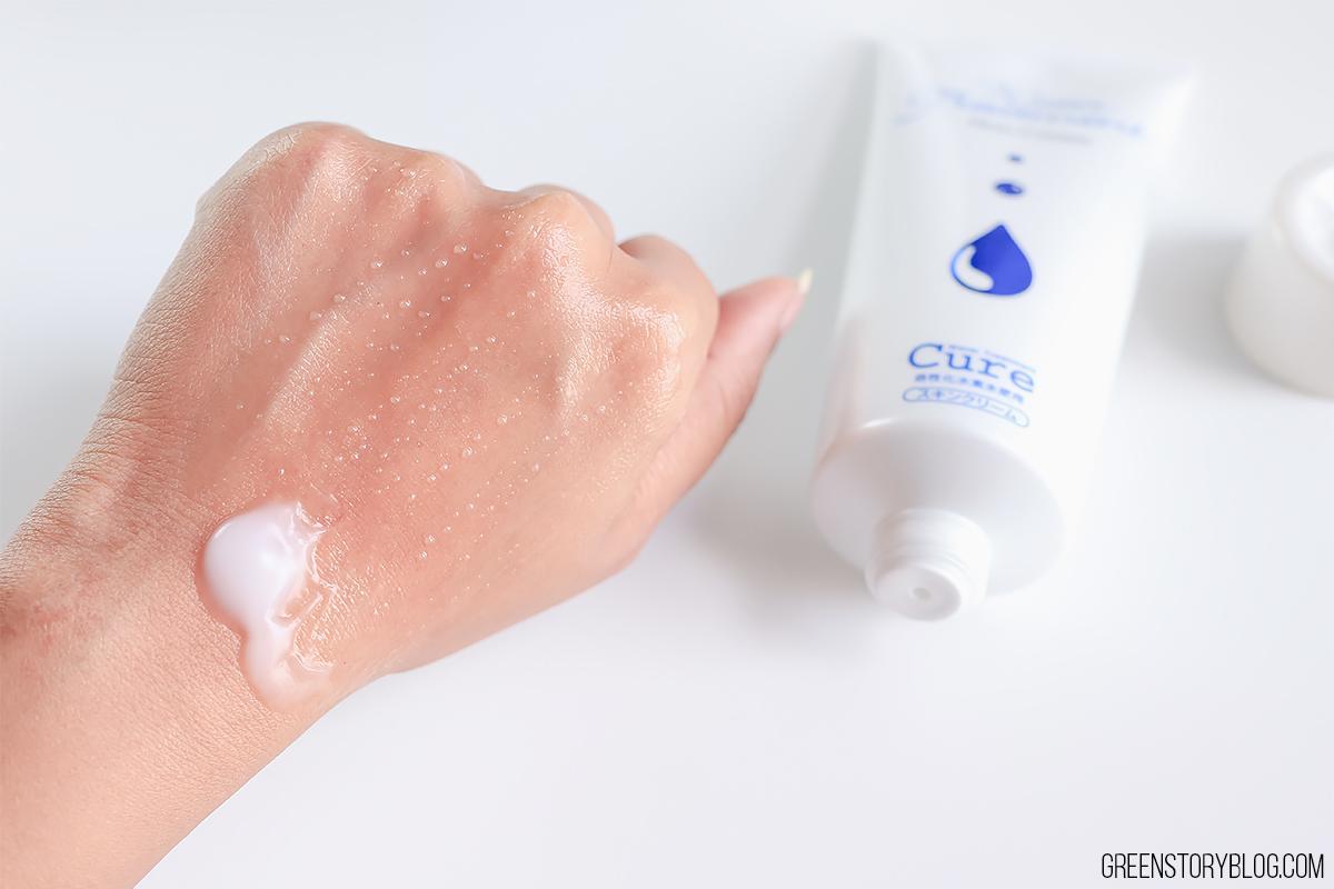 Cure Water Treatment Skin Cream