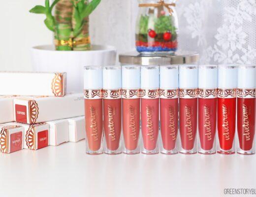 Breena VelvetCreme Liquid Lipstick