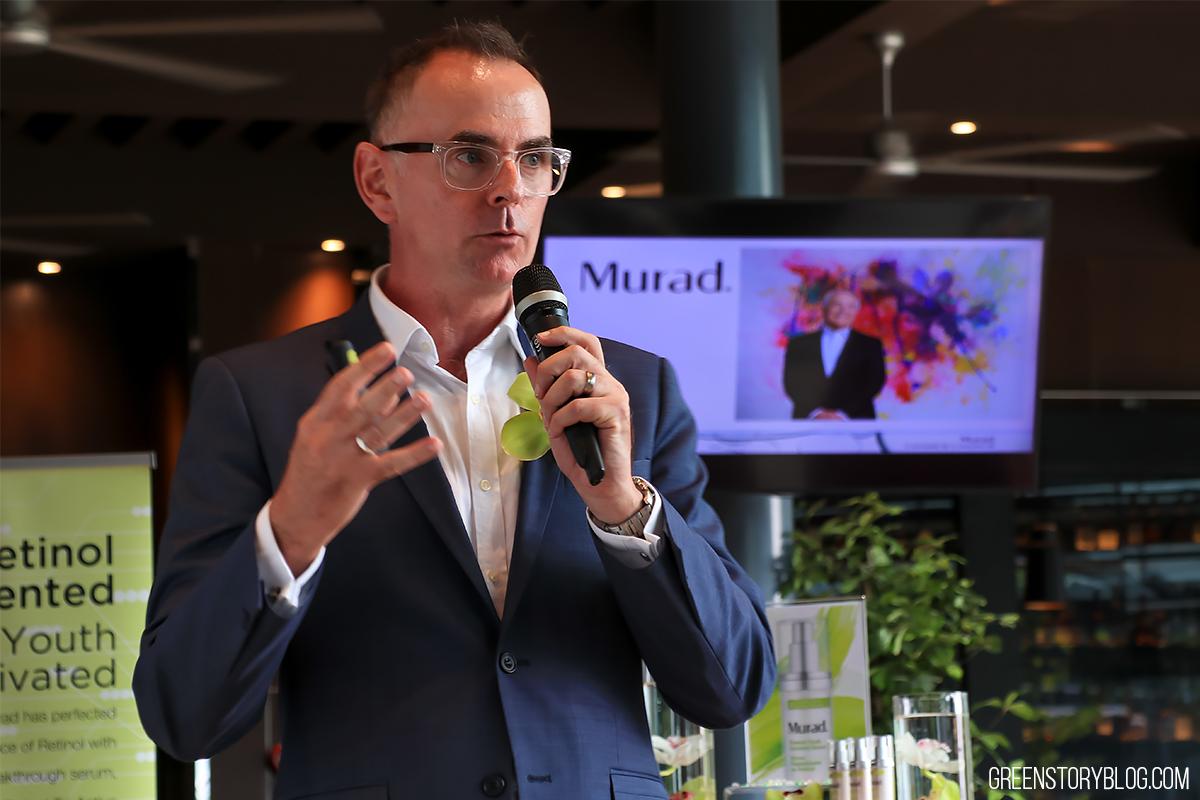 Murad Retinol Serum Launch Event in Malaysia