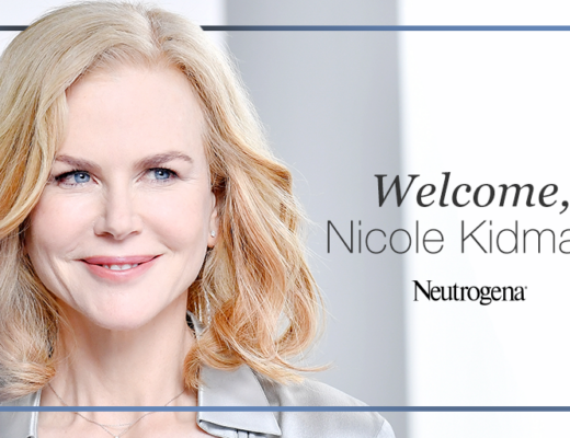 Nicole Kidman, The Oscar Winning Actress, Is Now The Global Face Of NEUTROGENA