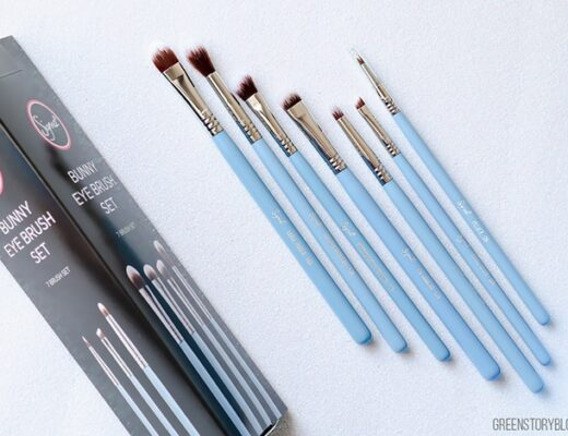 Sigma BUNNY Eye Brush Set