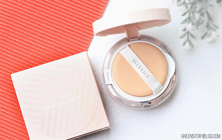 Missha Cushion Compact - 23