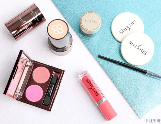 Shizens VISAGE Makeup Collection   Enhance Natural Beauty Without Effort