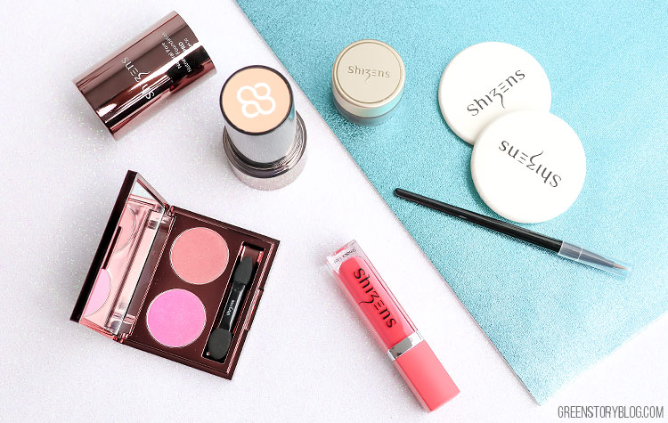 Shizens VISAGE Makeup Collection | Enhance Natural Beauty Without Effort
