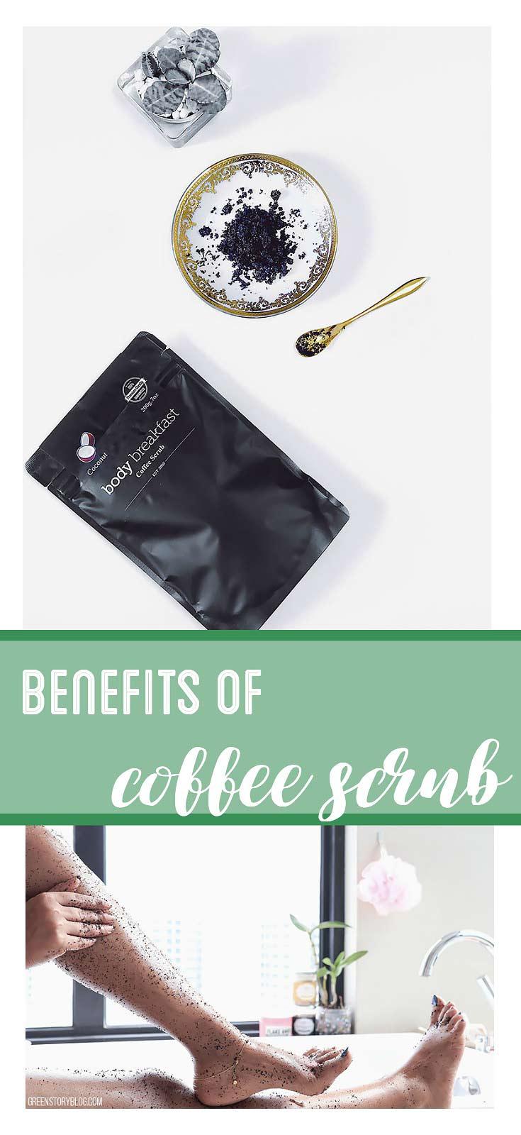 Benefits of Coffee Scrub   Body Breakfast