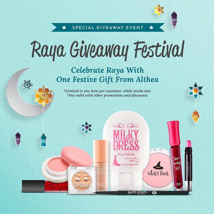Althea Raya promotion