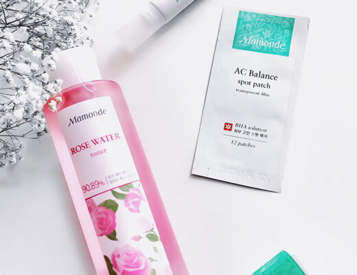 Flower Inspired Kbeauty Brand Mamonde Malaysia Goes Online