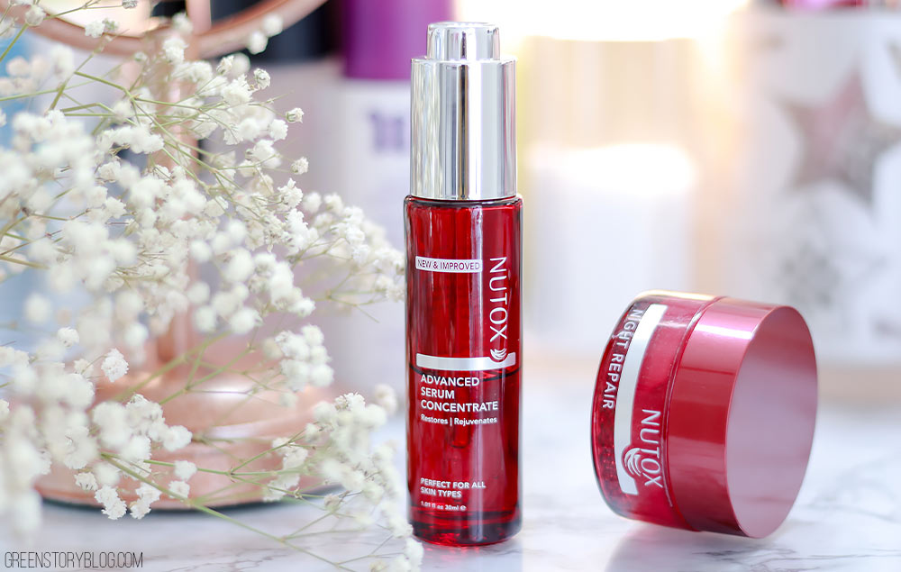 Nutox Skincare | Advanced Anti-aging in A Shorter Time