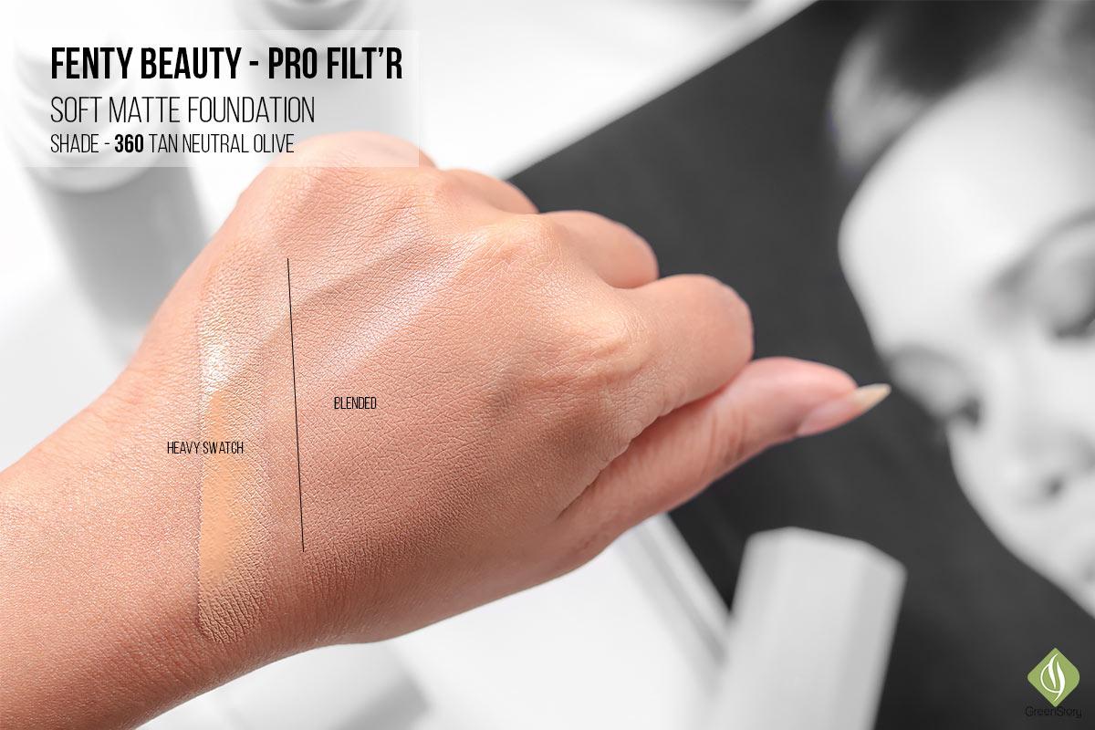 Fenty Beauty By Rihanna Foundation Primer Concealer Highlighter