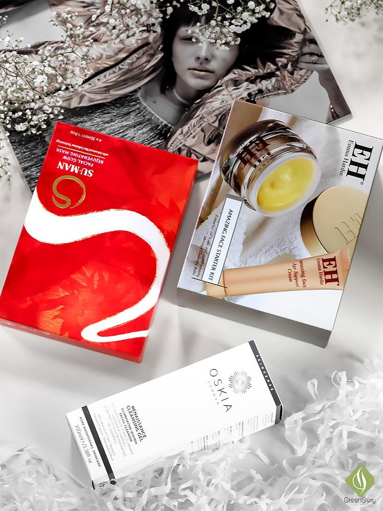 New in Skincare - 3 Cult Beauty Faves [OSKIA, Emma Hardie & Su-man] from Caliata.com