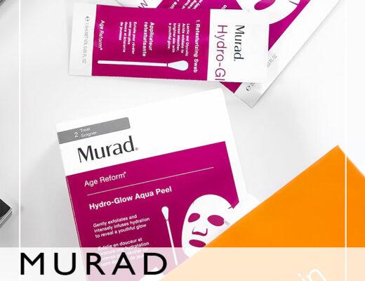 Murad Hydro Glow Aqua Peel Review