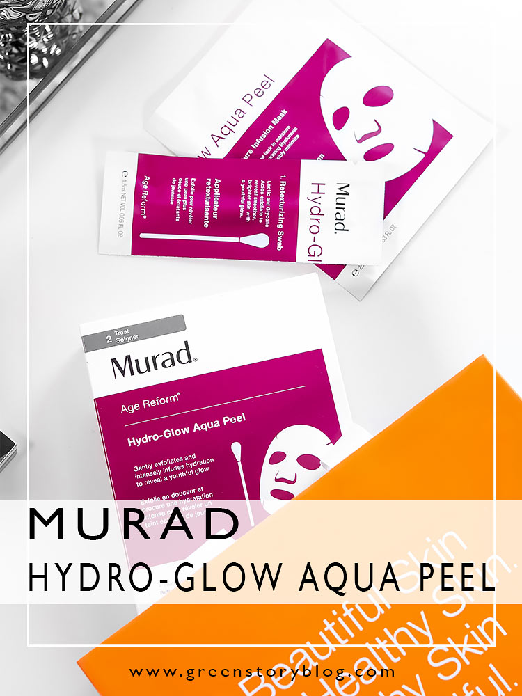 Murad Hydro Glow Aqua Peel Review