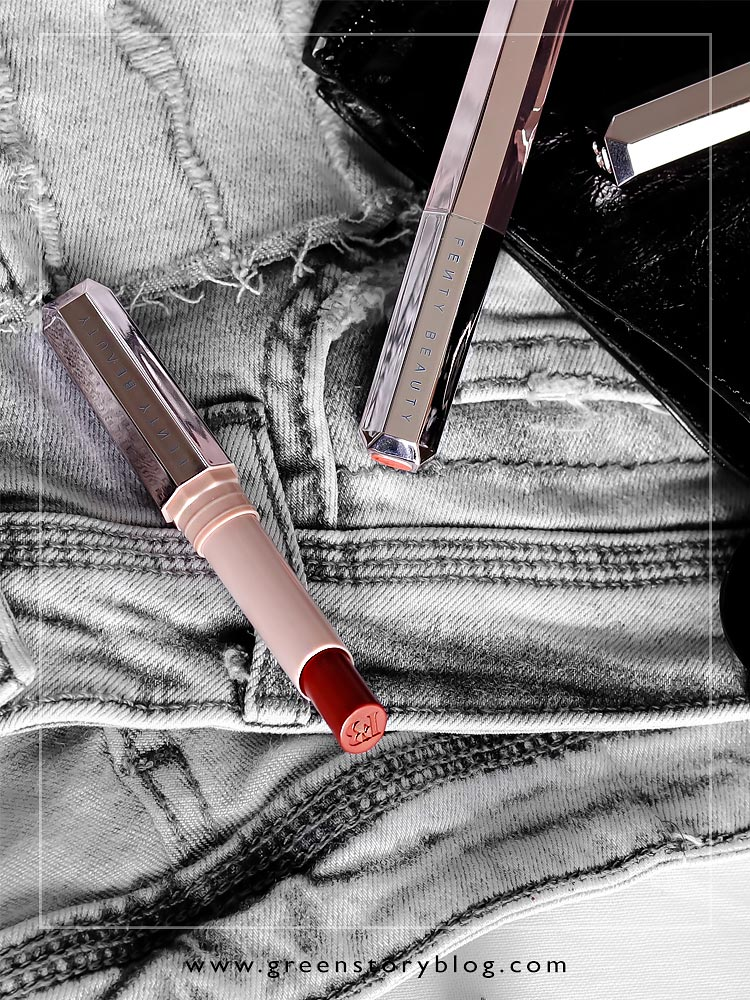 Fenty Beauty Lipstick | Mattemoiselle Plush Matte Shawty