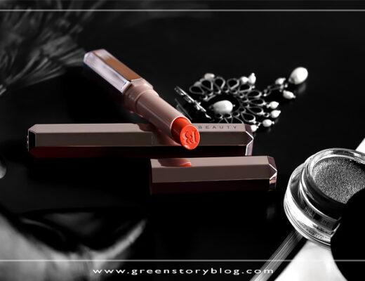 Fenty Beauty Lipstick | Mattemoiselle Plush Matte Saw C