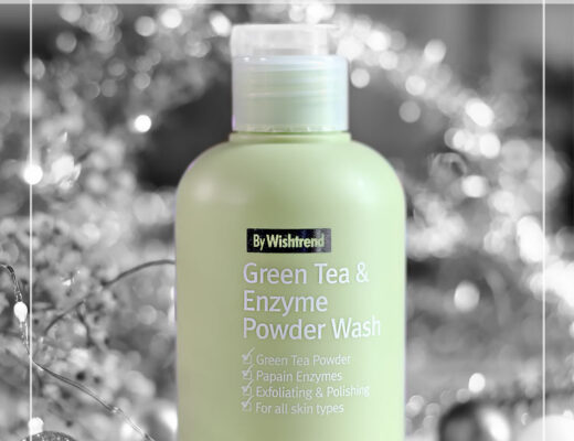 Wishrend Green Tea and Enzyme Powder Wash