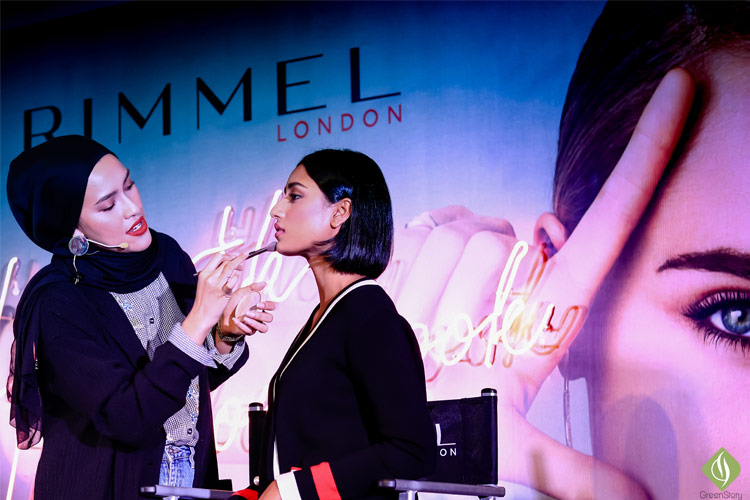 Highlights of the Rimmel London preview party at KL, Malaysia.