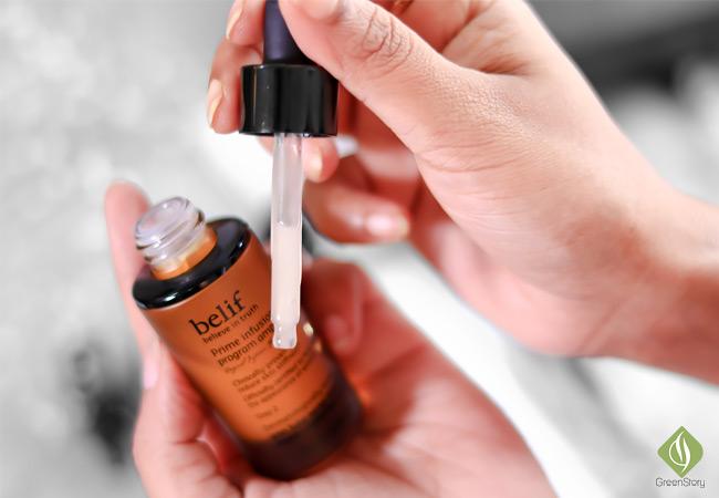 belif prime infusion repair program ampoule