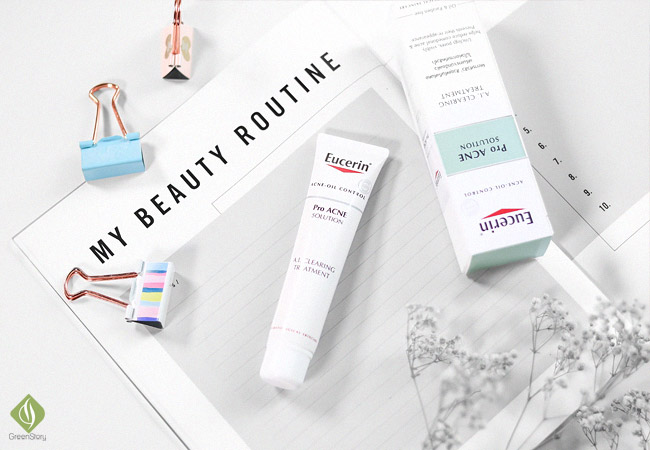 Eucerin ProACNE Solution | Moisturizer for acne-prone skin