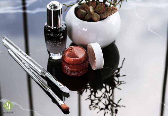 Sigma Beauty Eye cream brush S20 and S02 Spatula brush