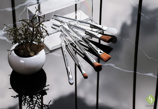 Sigma Beauty Skincare Brush Set review and how to use skincare brushes for skin pampering