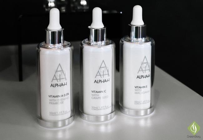 AlphaH vitamin A serum