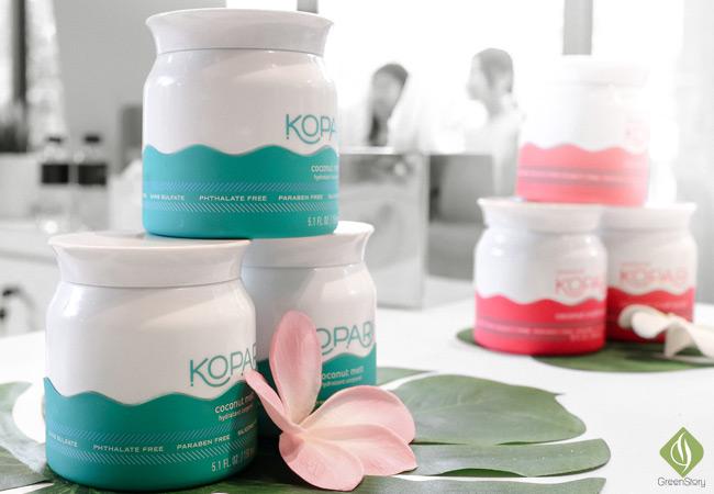 kopari coconum melt mask - a mutipurpose mask for face, hair and body | skincare at sephora malaysia