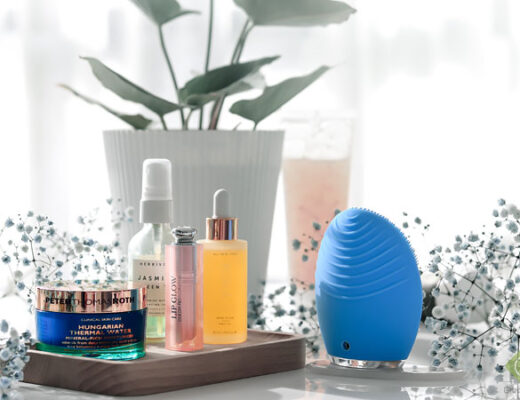 Must Have Luxury Skincare Products 2018   My am to pm Skincare Routine