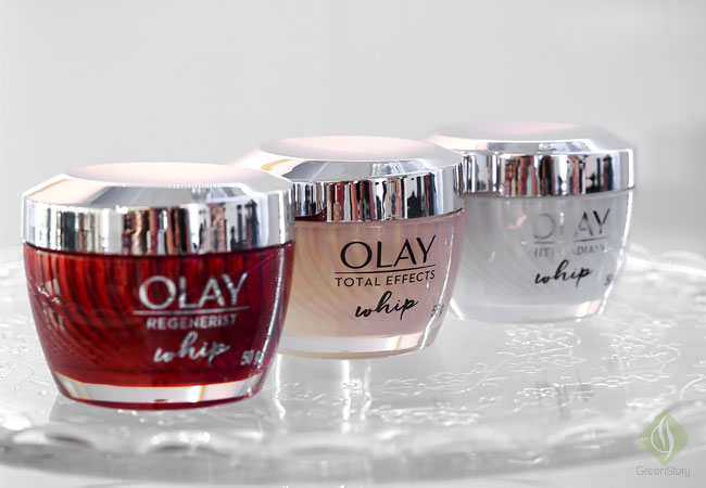 Olay Total Effect Whip moisturizer review
