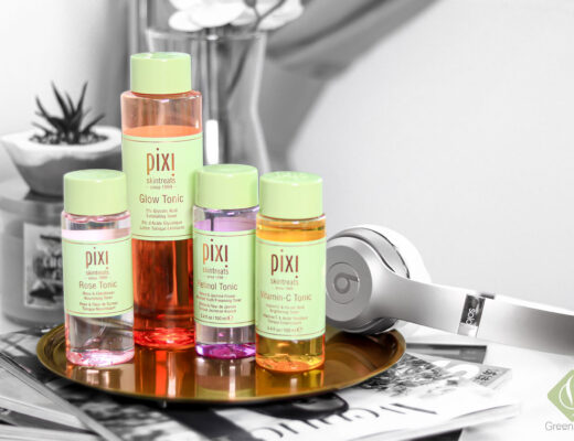 Pixi Beauty Glow Tonic, Retinol Tonic, Rose Tonic or Vitamin C Tonic - Which Pixi Tonic is best for Combination skin?