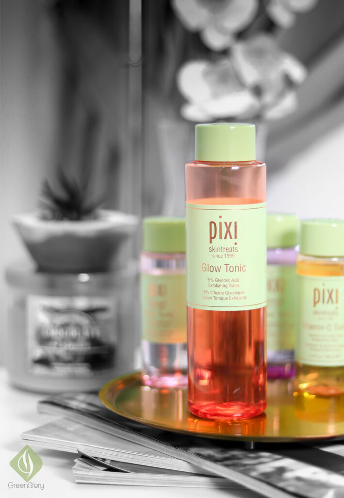 pixi beauty glow tonic review