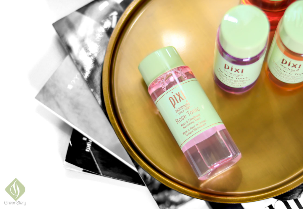 pixi beauty rose tonic | pixi beauty skintreats