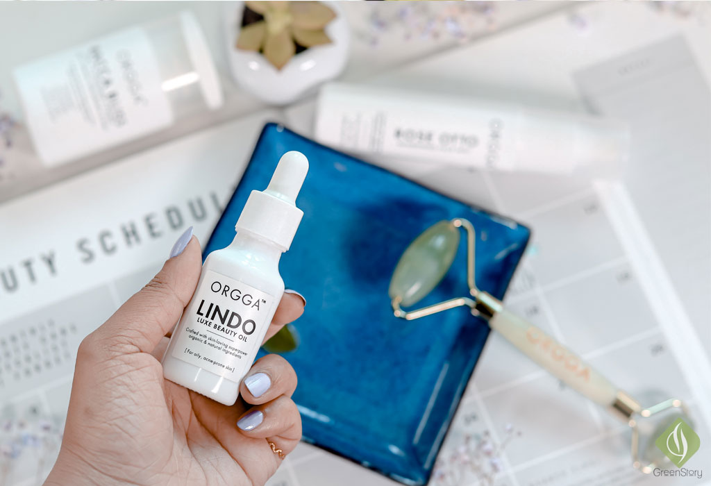 Lindo Luxe Beauty Oil by Orgga Skincare