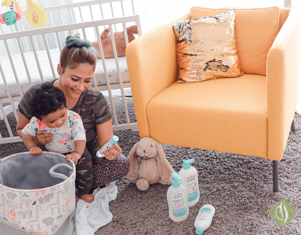 Carrie baby | Organic and Halal Certified baby product | motherstory