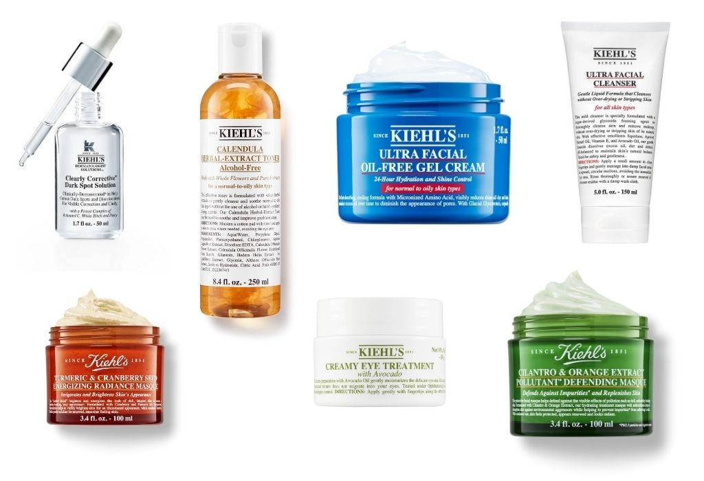 Top 7 Best-Rated Kiehl's Products