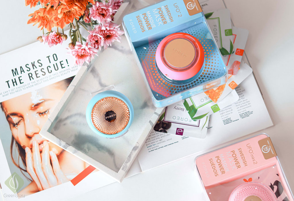 What's the Difference Between FOREO UFO and UFO 2
