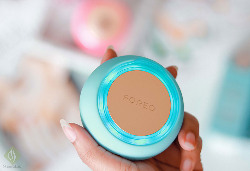 foreo ufo2 cyan led light therapy
