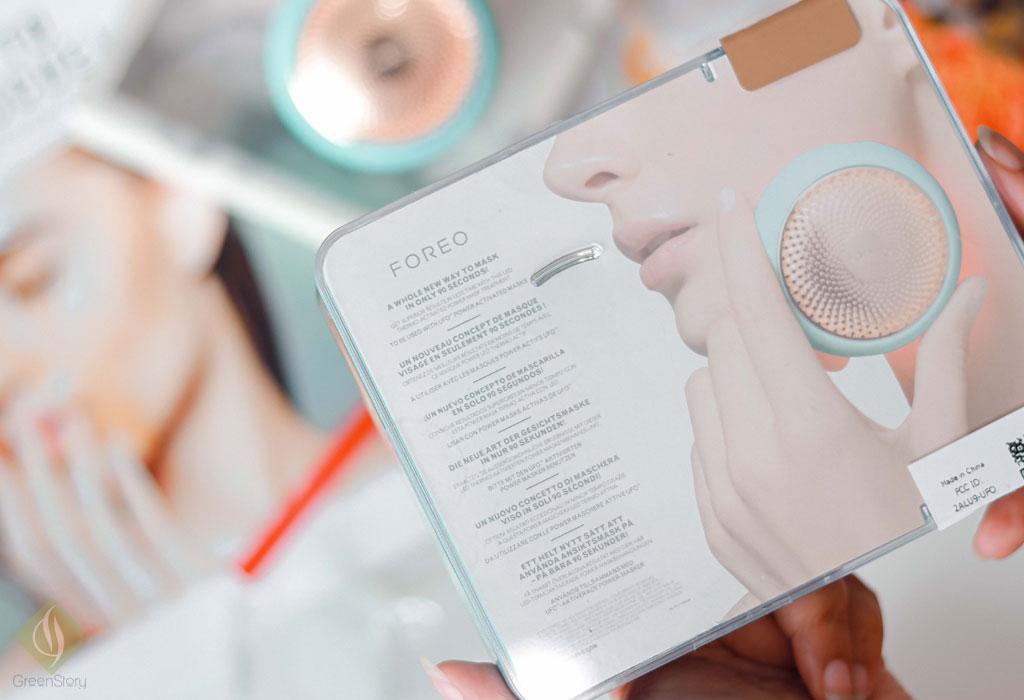 foreo ufo 2 smart mask review